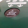 Distributeur de sachets en liasse petite contenance (Contenance 300 sacs canins)