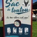 Distributeur de sachets canins en liasse pour collectivités et mairies (Contenance 600 sacs canins)