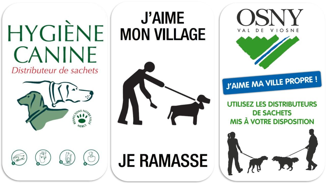 Panneau affiche dejection canines crottes de chiens (7)